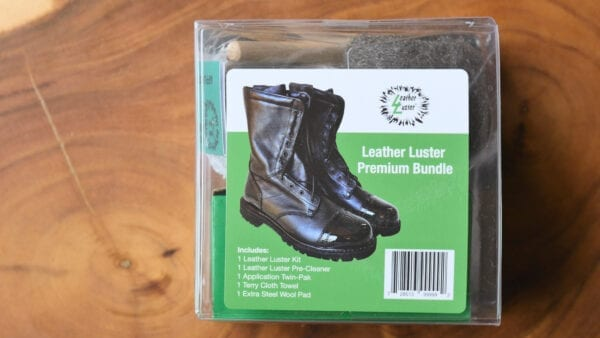 Leather Luster Premium Bundle Kit 4