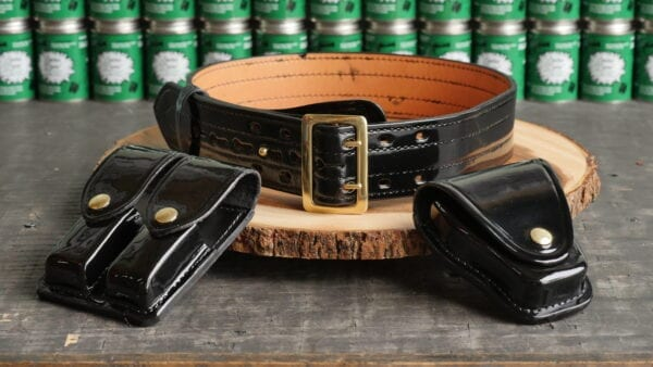 Leather Luster Belt & Gear